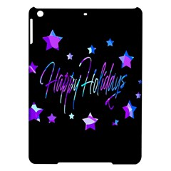 Happy Holidays 6 Ipad Air Hardshell Cases by Valentinaart