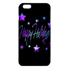 Happy Holidays 6 Iphone 6 Plus/6s Plus Tpu Case by Valentinaart