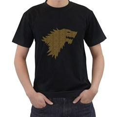 Men s T Shirt (black) (wic)
