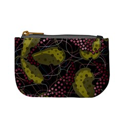 Abstract Garden Mini Coin Purses by Valentinaart