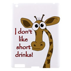 Giraffe Joke Apple Ipad 3/4 Hardshell Case
