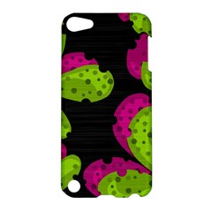 Decorative Leafs  Apple Ipod Touch 5 Hardshell Case