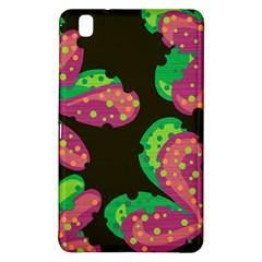 Colorful Leafs Samsung Galaxy Tab Pro 8 4 Hardshell Case by Valentinaart
