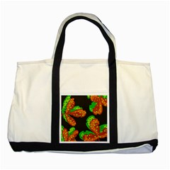 Autumn Leafs Two Tone Tote Bag by Valentinaart