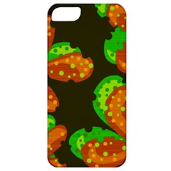 Autumn Leafs Apple Iphone 5 Classic Hardshell Case by Valentinaart
