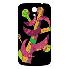 Moon Tree Samsung Galaxy Mega I9200 Hardshell Back Case by Valentinaart