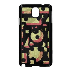 Papyrus  Samsung Galaxy Note 3 Neo Hardshell Case (black)