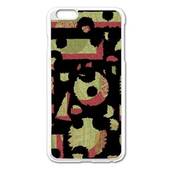 Papyrus  Apple Iphone 6 Plus/6s Plus Enamel White Case by Valentinaart