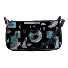Blue Shadows  Shoulder Clutch Bags