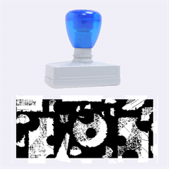 Blue Shadows  Rubber Stamps (large)