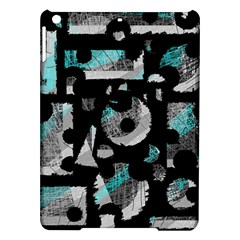 Blue Shadows  Ipad Air Hardshell Cases by Valentinaart