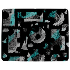 Blue Shadows  Jigsaw Puzzle Photo Stand (rectangular) by Valentinaart