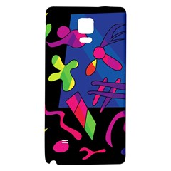 Colorful Shapes Galaxy Note 4 Back Case