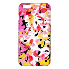Pink Pother Iphone 6 Plus/6s Plus Tpu Case by Valentinaart