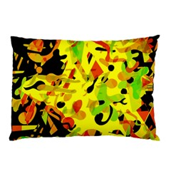Fire Pillow Case (two Sides)