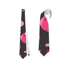 Playful Pother Neckties (one Side)  by Valentinaart