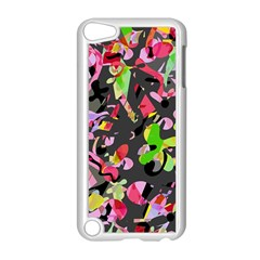 Playful Pother Apple Ipod Touch 5 Case (white) by Valentinaart