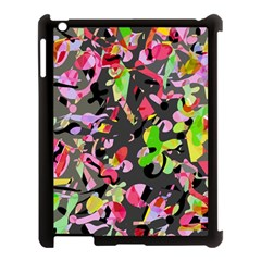 Playful Pother Apple Ipad 3/4 Case (black) by Valentinaart