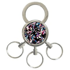 Creative Chaos 3 Ring Key Chains by Valentinaart