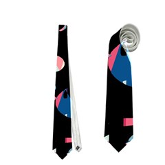 Creative Chaos Neckties (one Side)  by Valentinaart