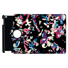 Creative Chaos Apple Ipad 3/4 Flip 360 Case by Valentinaart