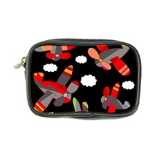 Playful Airplanes  Coin Purse