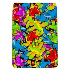 Colorful Airplanes Flap Covers (l)  by Valentinaart
