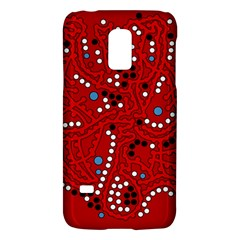 Red Fantasy Galaxy S5 Mini by Valentinaart