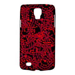 Red Emotion Galaxy S4 Active by Valentinaart