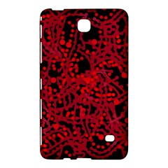 Red Emotion Samsung Galaxy Tab 4 (7 ) Hardshell Case