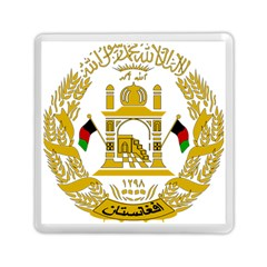 Emblem Of Afghanistan, 2004 2013 Memory Card Reader (square)  by abbeyz71