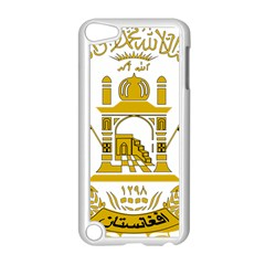Emblem Of Afghanistan, 2004 2013 Apple Ipod Touch 5 Case (white) by abbeyz71