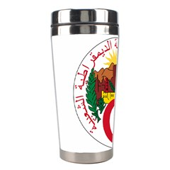 National Seal Of Algeria Stainless Steel Travel Tumblers by abbeyz71