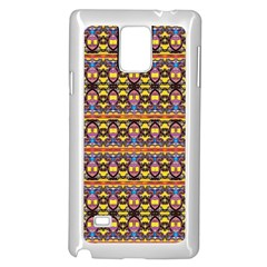 Spirit Of Bulgaria Samsung Galaxy Note 4 Case (white) by MRTACPANS