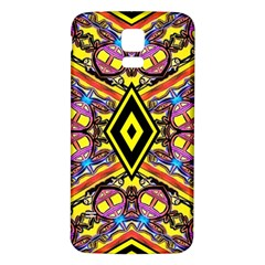 Bulgarian Eye Samsung Galaxy S5 Back Case (white) by MRTACPANS