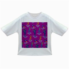 Zombie Pattern Infant/toddler T Shirts