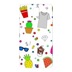 Animals Fruite Cake Lip Pattern Samsung Galaxy Note 3 N9005 Hardshell Back Case