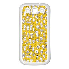 Background Para Tumblr Samsung Galaxy S3 Back Case (white)