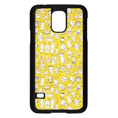 Background Para Tumblr Samsung Galaxy S5 Case (black)