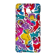 Animation Animated Cartoon Pattern Samsung Galaxy A5 Hardshell Case  by AnjaniArt