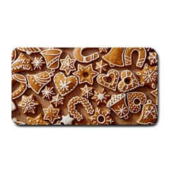 Christmas Cookies Bread Medium Bar Mats by AnjaniArt