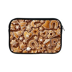 Christmas Cookies Bread Apple Ipad Mini Zipper Cases