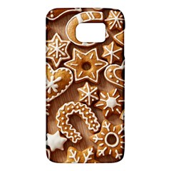 Christmas Cookies Bread Galaxy S6