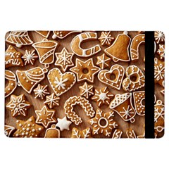 Christmas Cookies Bread Ipad Air Flip by AnjaniArt