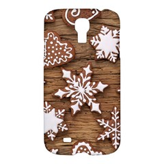 Christmas Cookies Samsung Galaxy S4 I9500/i9505 Hardshell Case