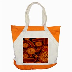 Chemical Biology Bacteria Bacterium Accent Tote Bag