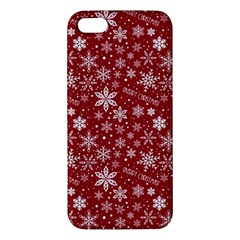 Christmas Day Apple Iphone 5 Premium Hardshell Case