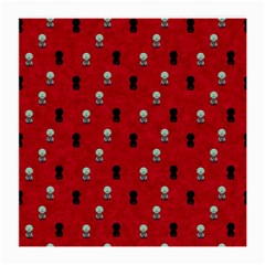 Cute Zombie Pattern Medium Glasses Cloth (2 Side)
