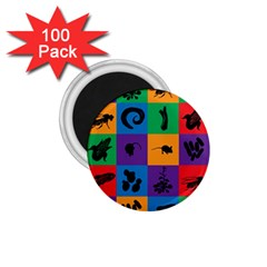 Elife 1 75  Magnets (100 Pack)
