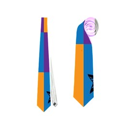 Elife Neckties (one Side)  by AnjaniArt